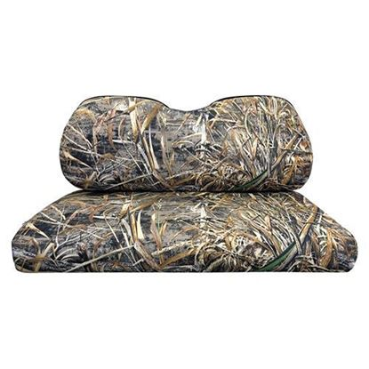 Picture of Club Car Precedent Camouflage Front Seat Cover Set - Realtree MAX-5