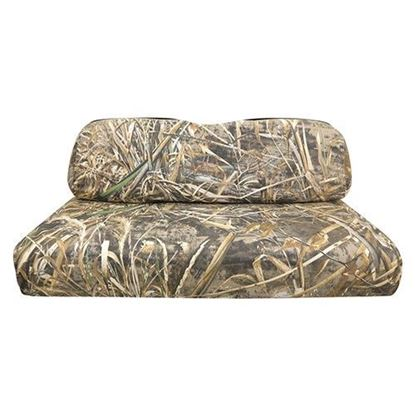 Picture of Club Car DS New Style 2000.5+ Camouflage Front Seat Cover Set - Realtree MAX-5