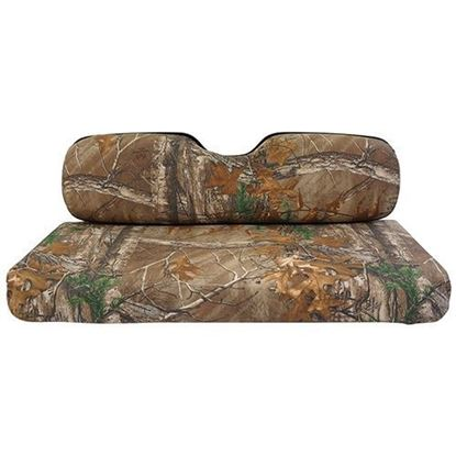 Picture of Club Car DS New Style 2000.5+ Camouflage Front Seat Cover Set - Realtree XTRA