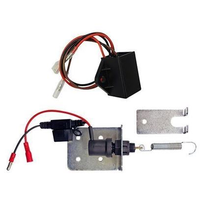 Picture of Linkage Activated Brake Switch with Time Delay fits Club Car Precedent