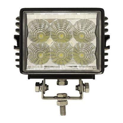 """Picture of Utility Spotlight, LED, 4.5"""" 12V-24V 18W 1350 Lumen"""