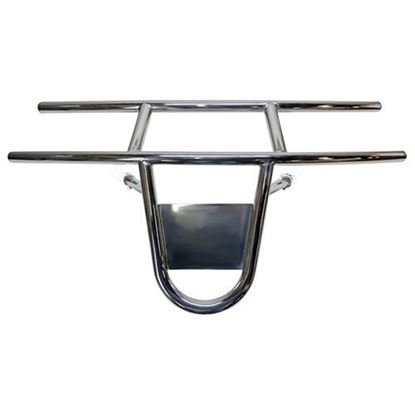 Picture of RHOX E-Z-Go RXV 2016-Up Stainless Steel Front Brush Guard