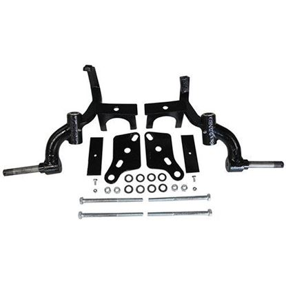 "Picture of RHOX - Club Car DS Gas 1994-2003.5 & Electric 1984-2003.5 3"" Drop Spindle Lift Kit"