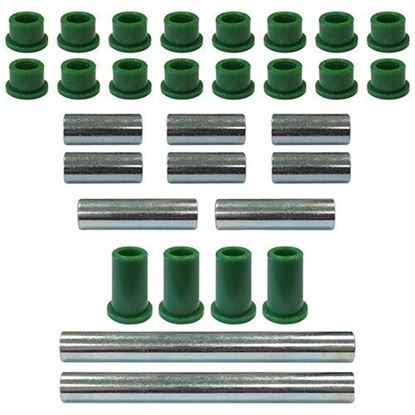 "Picture of Club Car DS Gas & Electric 2003.5-2009 BMF 6"" A-Arm Lift Kit Replacement Bushing & Spacer Kit"