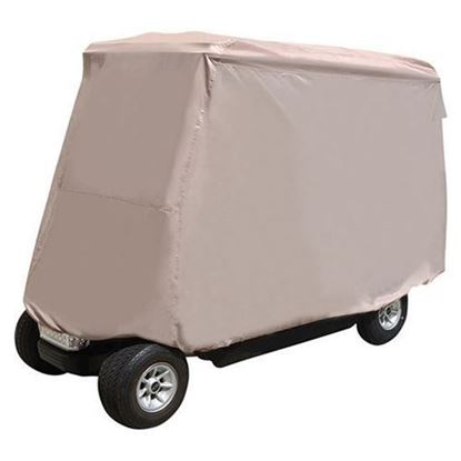 "Picture of Storage Cover, Nylon, Universal for Carts with 80"" Top & Rear Seat"