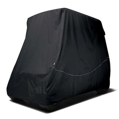 Picture of Storage Cover, Black, Universal for Carts with Standard Tops (except Yamaha G29/Drive)