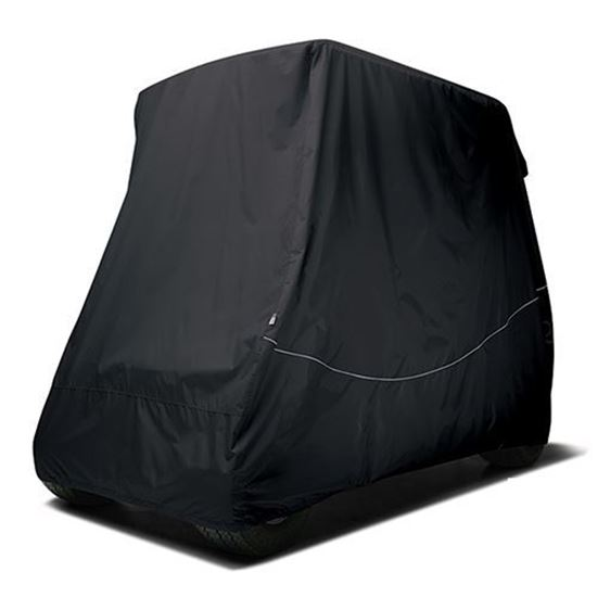 "Picture of Storage Cover, Black, Universal for Carts with 80"" Tops"