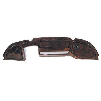 Picture of Dark Woodgrain Dash Fits Club Car Precedent 2008.5+