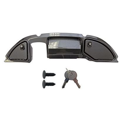 Picture of Carbon Fiber Dash Fits Club Car Precedent 2008.5+