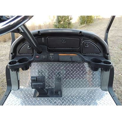 Picture of Carbon Fiber Dash Fits Club Car Precedent 2004-2008.5