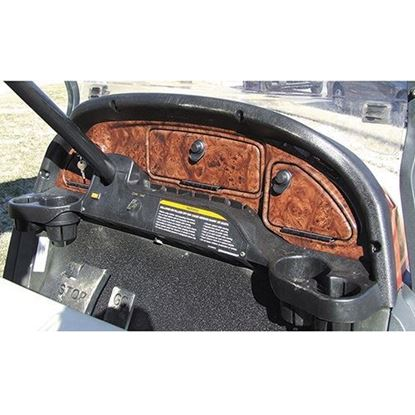 Picture of Woodgrain Dash Fits Club Car Precedent 2004-2008.5