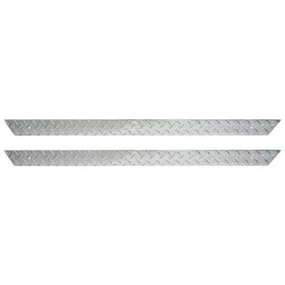 Picture of Club Car DS Diamond Plate Side Insert Set