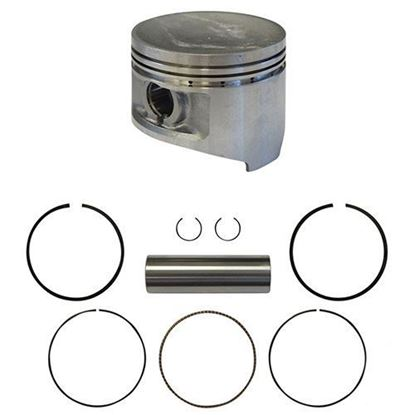Picture of Piston and Ring Assembly, .50mm Oversized, Club Car DS, Precedent 92+
