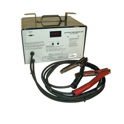 Picture of Discharge Battery Tester, 36V & 48V