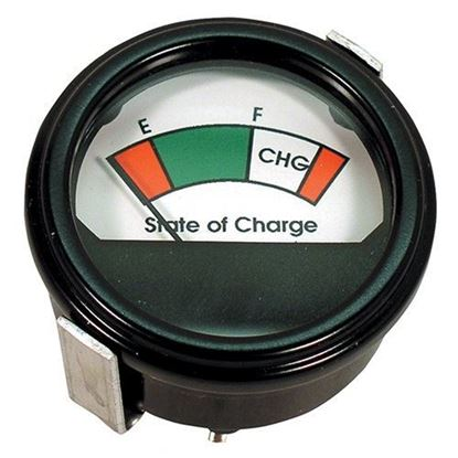 Picture of 48V Round Analog Charge Meter