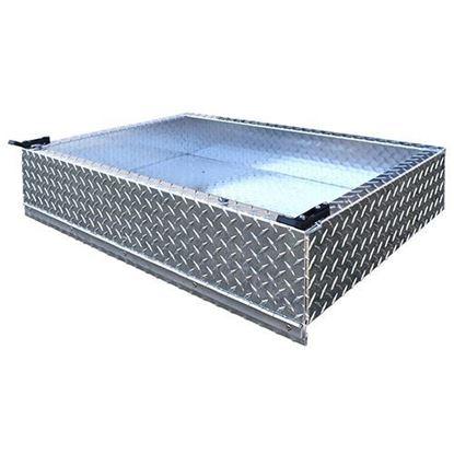 Picture of Replacement Econo Aluminum Cargo Utility Box