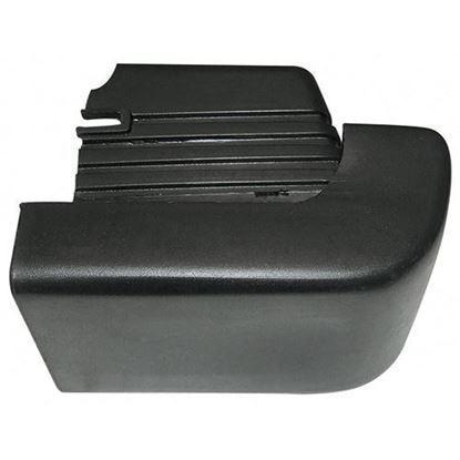 Picture of End Cap, Rear Bumper Passenger, Yamaha G2/G9