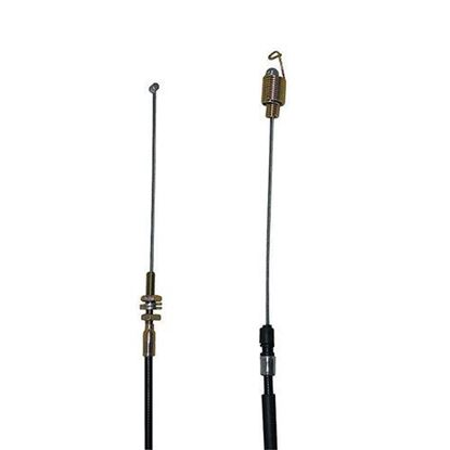 "Picture of Accelerator Cable, 52¾"", Club Car Precedent Gas 04-08"