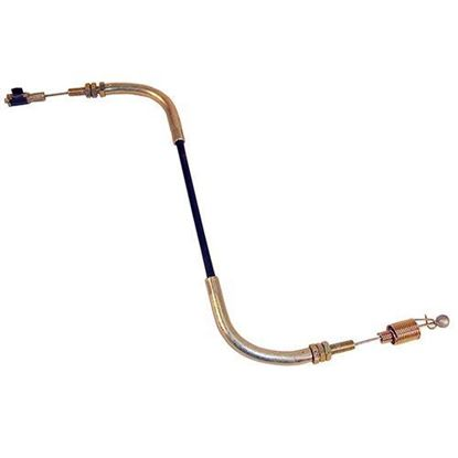 "Picture of Throttle Cable, 17¼"", Club Car Gas 84-91"