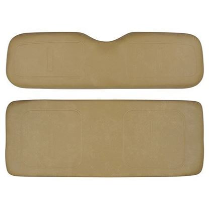 Picture of Cushion Set, Tan Vinyl, Universal Board, E-Z-Go TXT