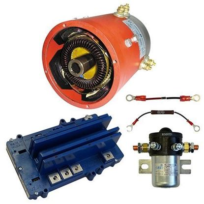Picture of Street Motor Controller Combo fits E-Z-Go PDS