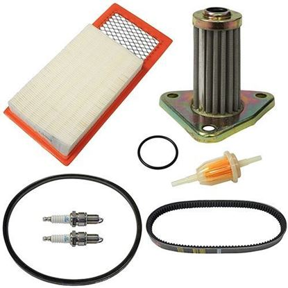 Picture of Deluxe Tune Up Kit, E-Z-Go 4-cycle Gas 94-05 with Oil Filter