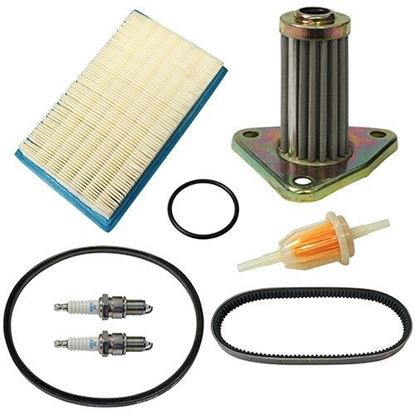 Picture of Deluxe Tune Up Kit, E-Z-Go 4-cycle Gas 91-94 with Oil Filter