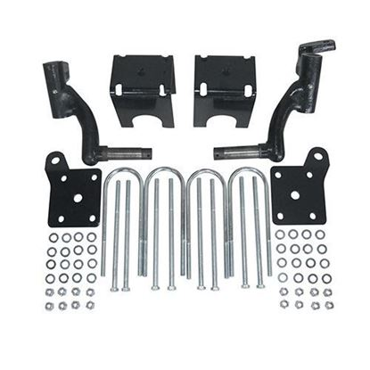 "Picture of E-Z-Go TXT Electric 2001.5-Up & Gas 2001.5-2008.5, RHOX 6"" Drop Spindle Lift Kit"