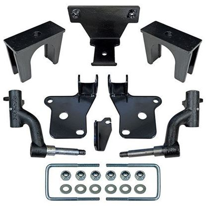 "Picture of E-Z-Go RXV Gas 2008-2013 RHOX 3"" Drop Spindle Lift Kit"
