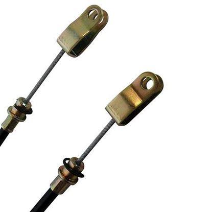 """Picture of Brake Cable, Driver 37 1/4"""", E-Z-Go 76-87"""