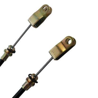 """Picture of Brake Cable, Passenger 51"""", E-Z-Go 76-87"""
