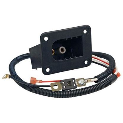 Picture of Aftermarket Receptacle Assembly for E-Z-Go PowerWise Chargers