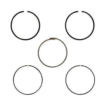Picture of Piston Ring Set, .25mm Oversize, E-Z-Go 4-cycle Gas 92+ 350cc