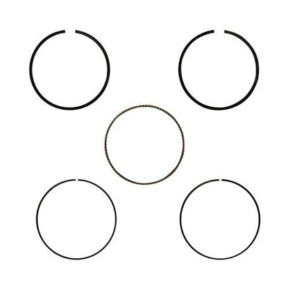 Picture of Piston Ring Set, .50mm Oversize, E-Z-Go 4-cycle Gas 92+ 350cc
