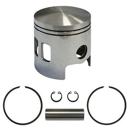 Picture of Piston and Ring Assembly, Standard Size, E-Z-Go 2-cycle Gas 89-93