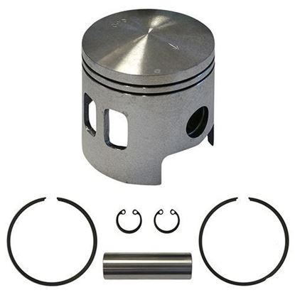 Picture of Piston and Ring Assembly, .50mm Oversized, E-Z-Go 2-cycle Gas 89-93