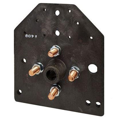 Picture of Contact Board, Forward/Reverse w/Studs, E-Z-Go Marathon Non-DCS Gas 1976-1994, Electric 1971-Up