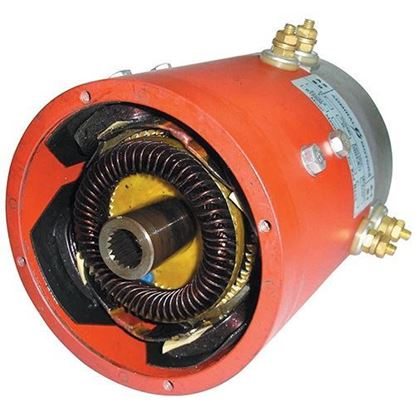 Picture of Motor, High Speed 19 Spline, E-Z-Go