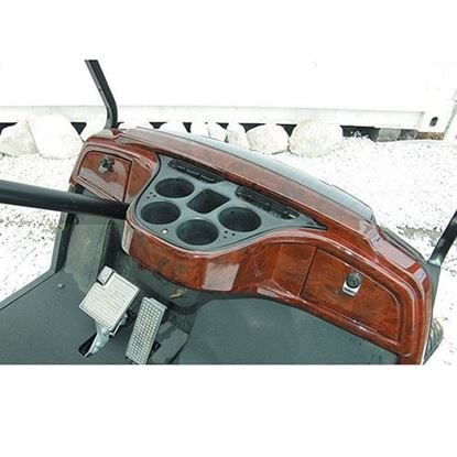 Picture of Dark Woodgrain Dash Fits Yamaha G29/Drive
