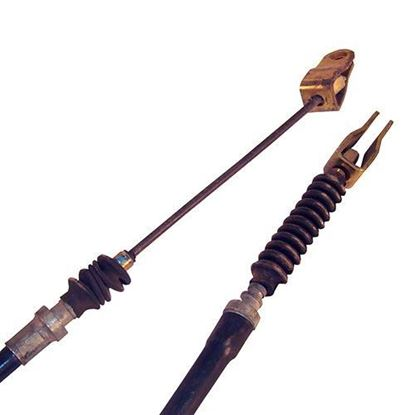 "Picture of Brake Cable, Passenger 48½"", Yamaha G1/G2/G9"