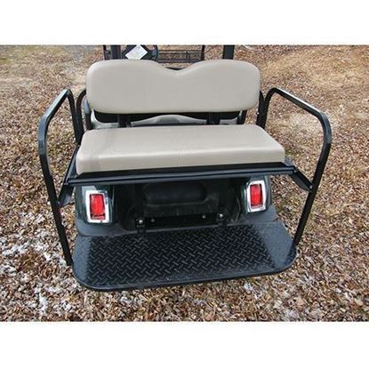 Picture of Yamaha G29/Drive Stone Cushions Steel Rear Flip Seat Kit