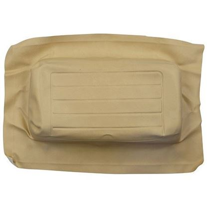 Picture of Tan Seat Back Cover fits Yamaha G11/G14/G16/G19/G22-GMAX