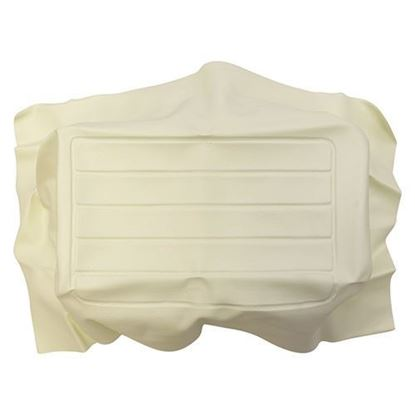 Picture of Ivory Seat Back Cover fits Yamaha G11/G14/G16/G19/G22-GMAX
