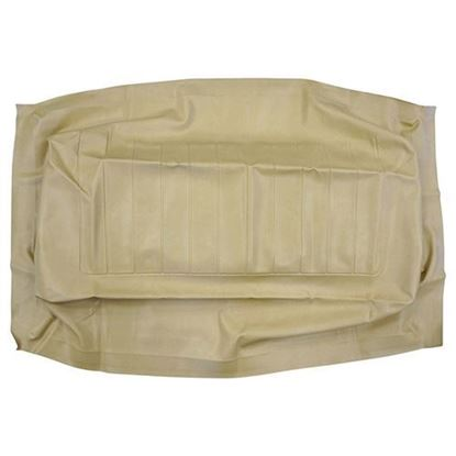 Picture of Tan Seat Bottom Cover fits Yamaha G8/G11/G14/G16/G19/G22-GMAX