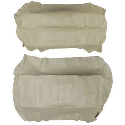 Picture of Cover Set, Stone Vinyl, for Yamaha G29/Drive 700 Series Rear Seats