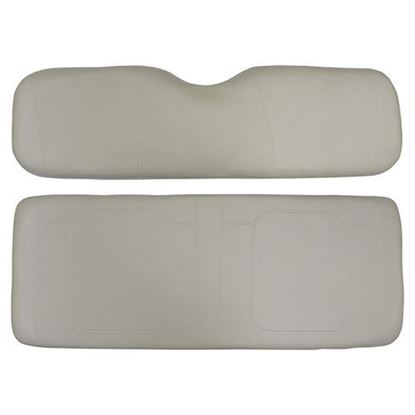 Picture of Cushion Set, Stone Vinyl, Universal Board, for Yamaha G29/Drive 600 Series Rear Seats