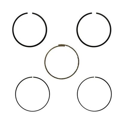 Picture of Piston Ring Set, .25mm Oversized, Yamaha G11, G16