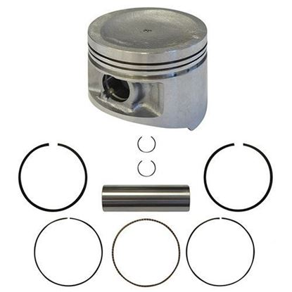 Picture of Piston and Ring Assembly, Standard, Yamaha G11, G16