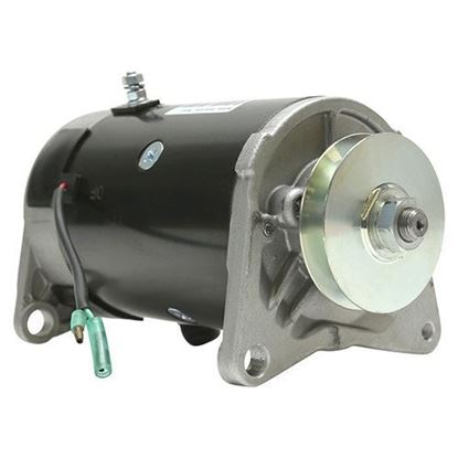 Picture of Starter Generator, Yamaha G2/G8/G9/G11/G14 4 cycle Gas 1985-1995