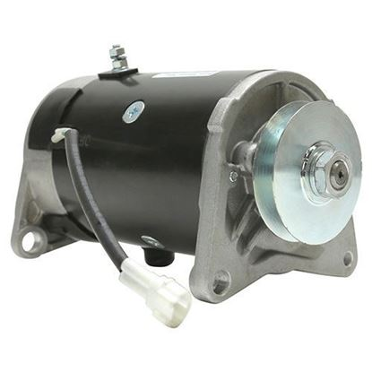 Picture of Starter Generator, Yamaha G16/G19/G20/G21/G22/G29-Drive, 4 cycle Gas 1996-Up